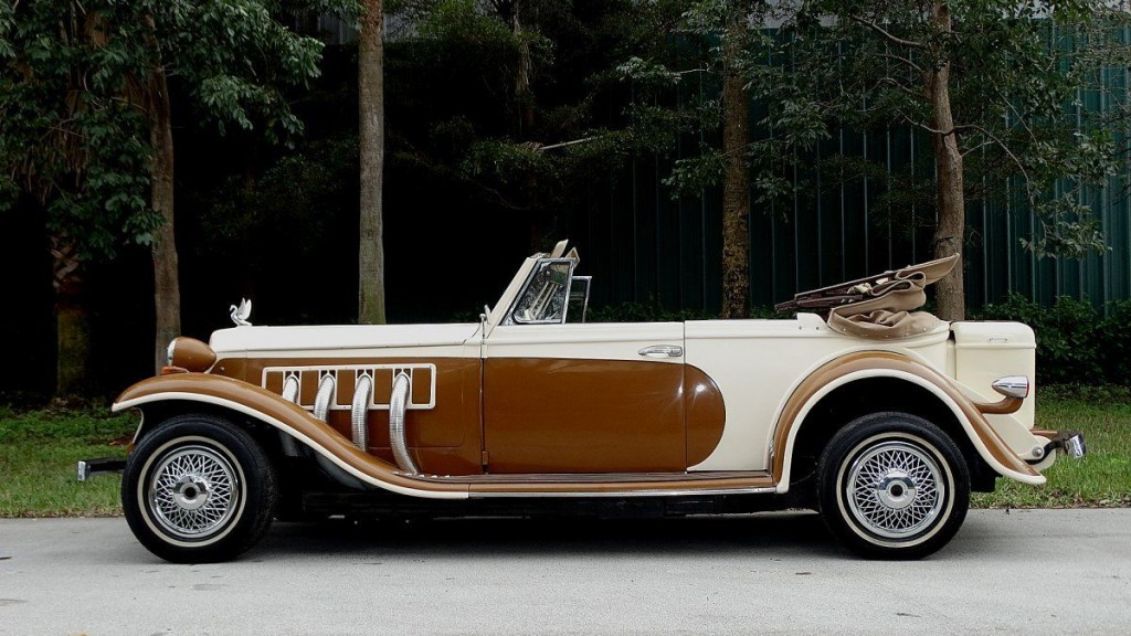 How To Rebuild Automatic Transmission >> Roadster Replica of a 1930's Duesenberg, Cord, or Auburn on Ford Format V8 RWD for sale