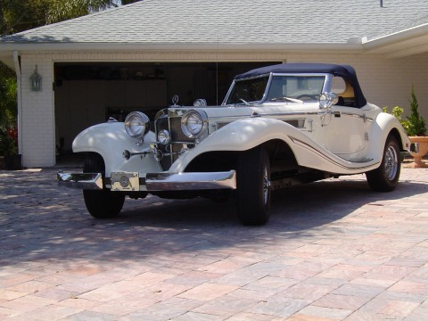 1934 Mercedes Benz 500 K by Heritage Replica for sale
