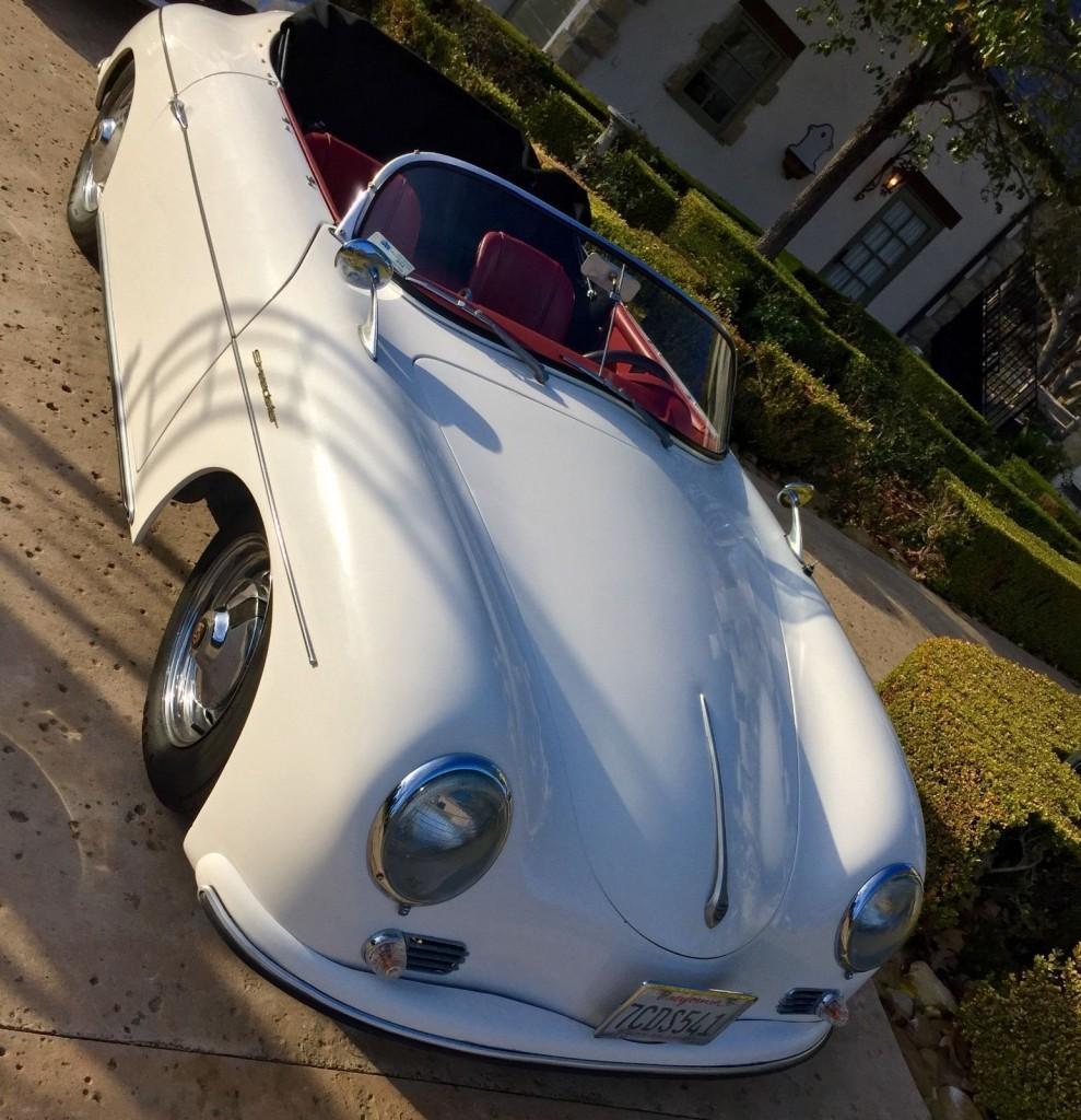 1956 Porsche Speedster Kit Car For Sale