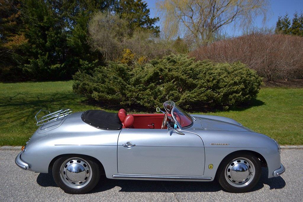 1957 Porsche Speedster Built With A 2005 Subaru 2 2 L