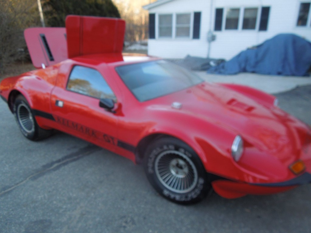 1968 Kelmark GT Ferrari Dino Replica for sale