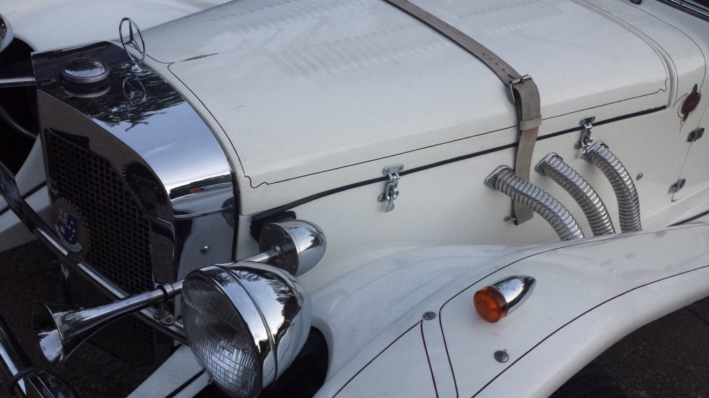 1971 Beetle Replica Mercedes 1929 For Sale