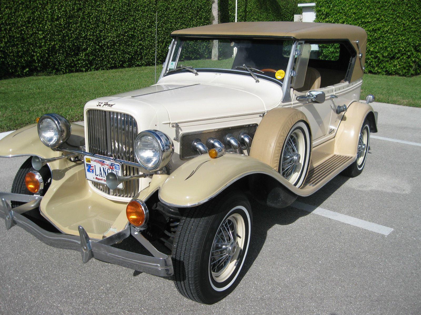 1982 Creighton Convertible For Sale