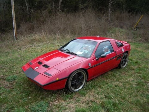 1986 Custom Kit Car Pontiac Fiero Gt Rebody Ferrari Look for sale