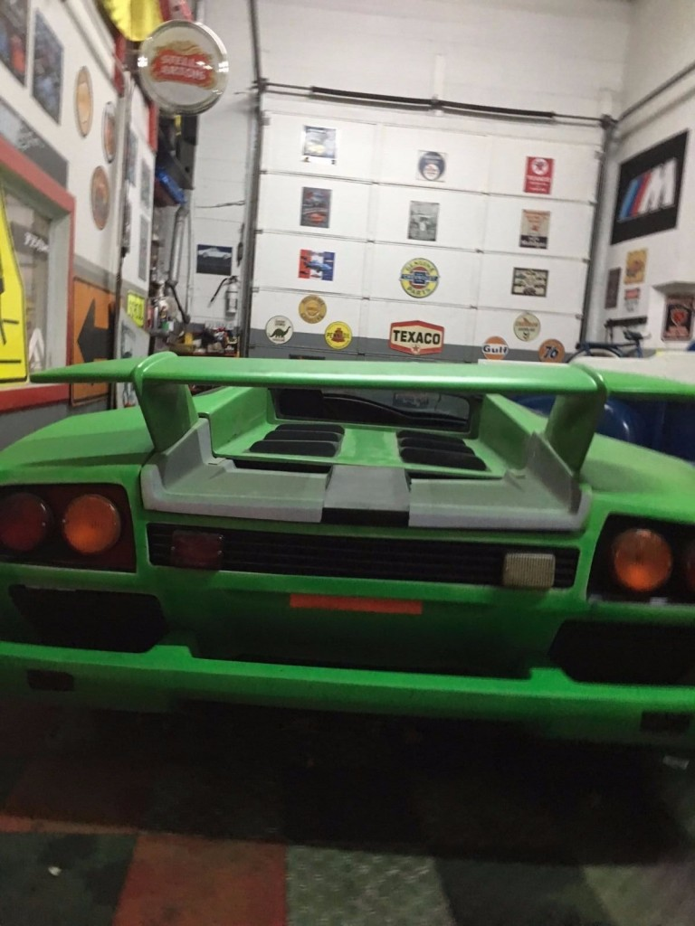 1997 Lamborghini Diablo Kit Car Replica Built On Pontiac