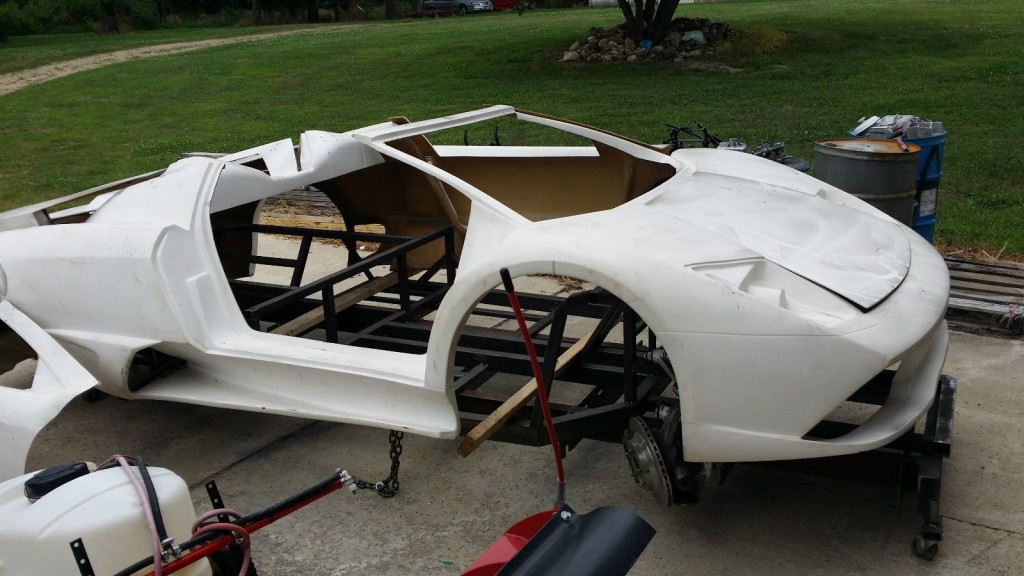 2006 Murcilago Lamborghini Kit Car Replica For Sale