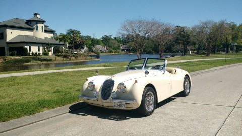 American Classic XK 120 Jaguar Replica 1951 for sale