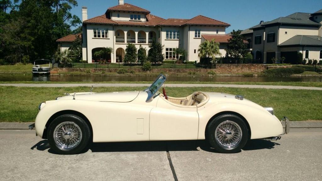 American Classic XK 120 Jaguar Replica 1951
