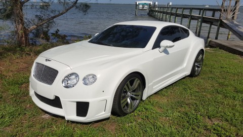 Widebody Hardtop Bentley Coupe GT 2016 Replica for sale