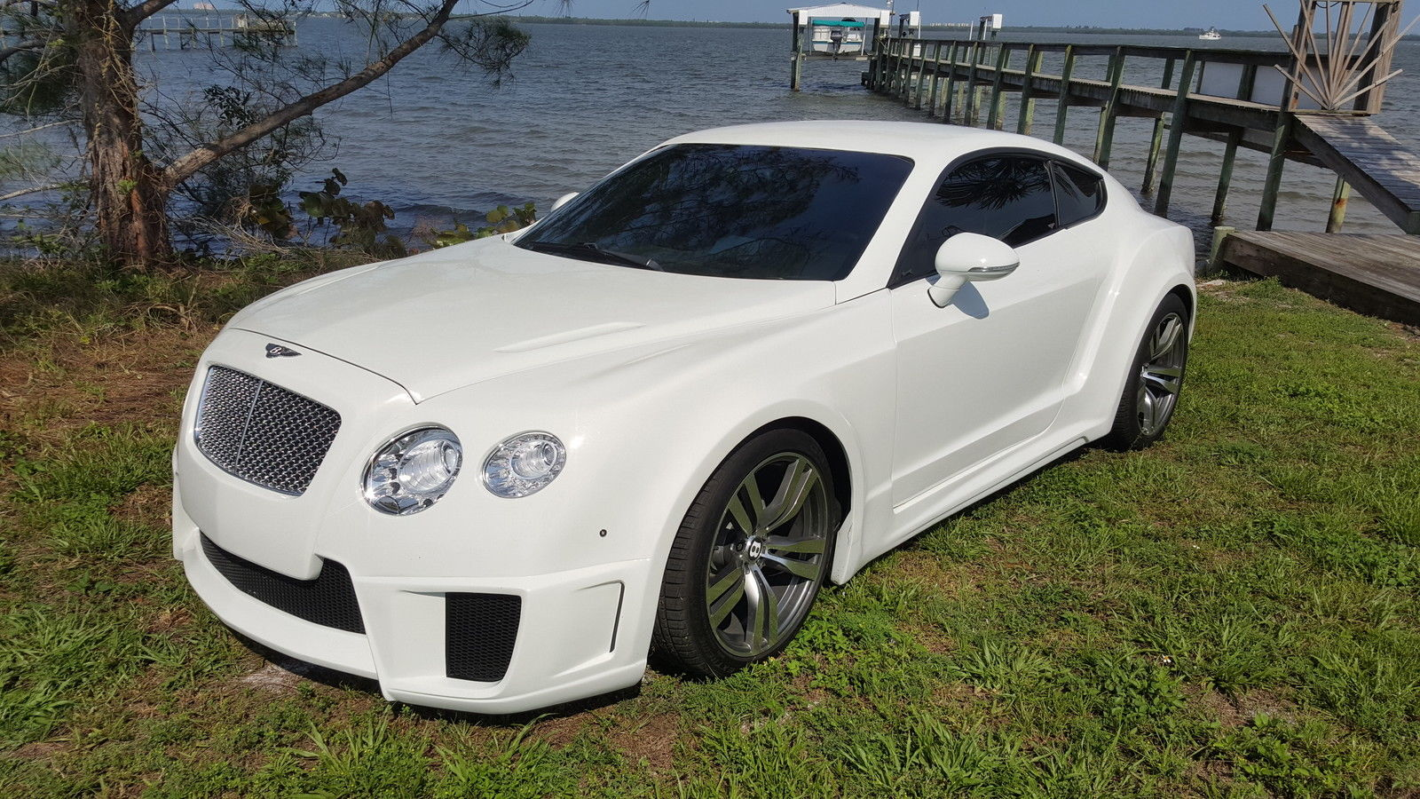 Widebody Hardtop Bentley Coupe GT 2016 Replica for sale