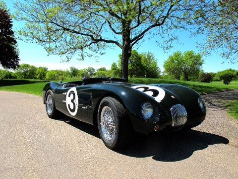1951 Jaguar C Type Replica for sale