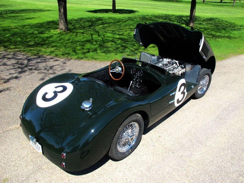 1951 Jaguar C Type Replica