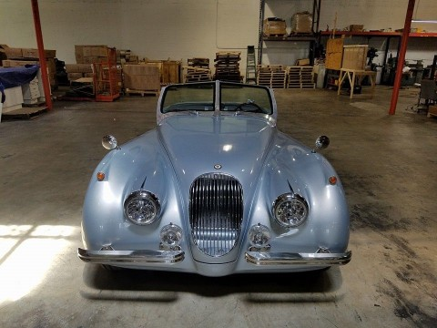 1952 Jaguar XK 120 Roadster replica for sale