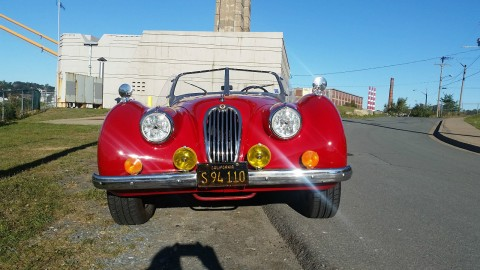 Jaguar 1952 Replica/kit Eagle Coach Works XK120 for sale