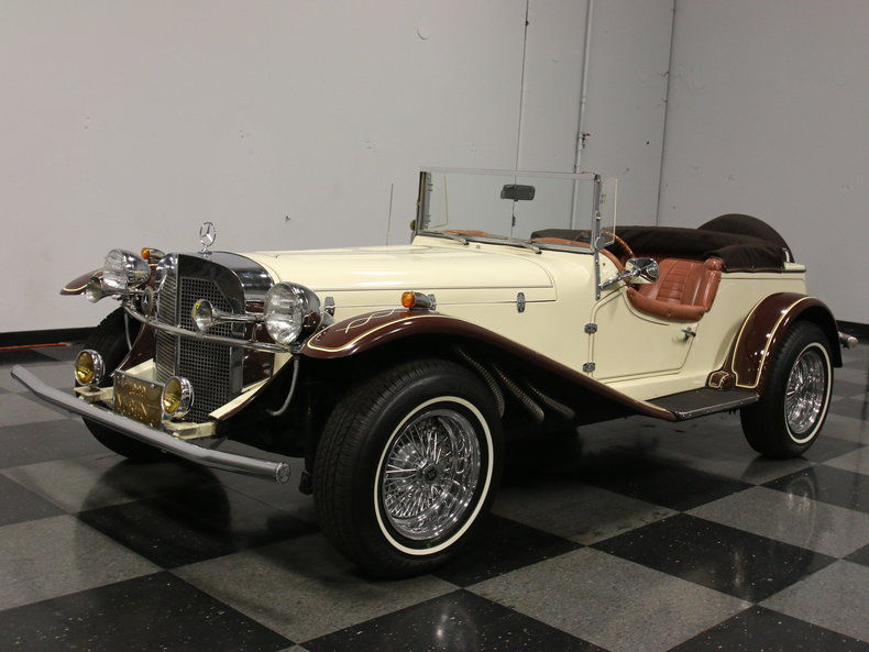 1929 mercedes benz gazelle replica for sale
