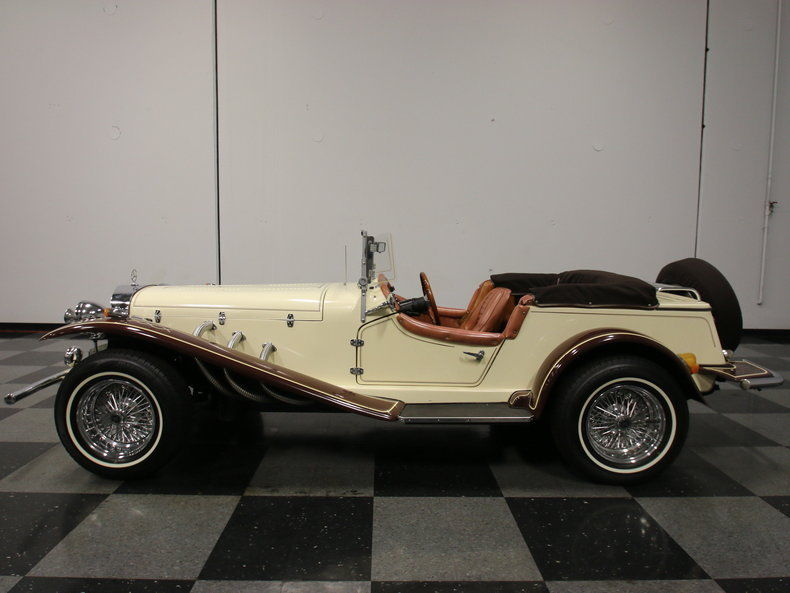 1929 mercedes benz gazelle replica for sale for Car for sale mercedes benz