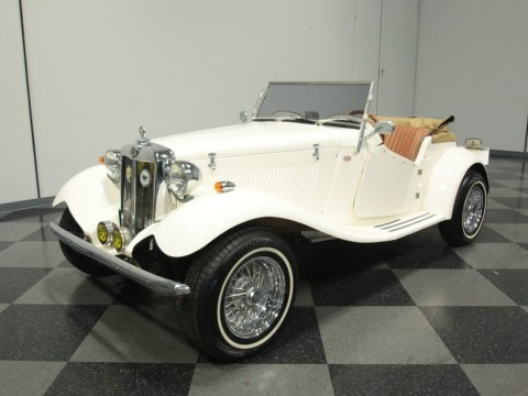 1952 MG T Series for sale
