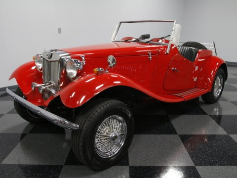 1952 MG TD Replica for sale