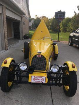 1966 Replica kit Bugatti Replica T35 for sale