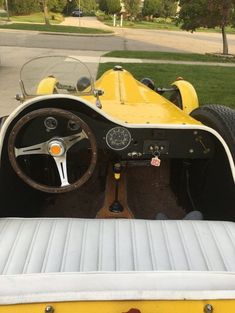 1966 Replica kit Bugatti Replica T35