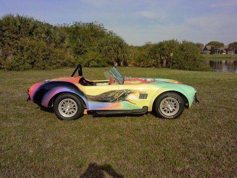 Cobra tribute 1998 Replica/kit 427 Shelby Cobra SC for sale