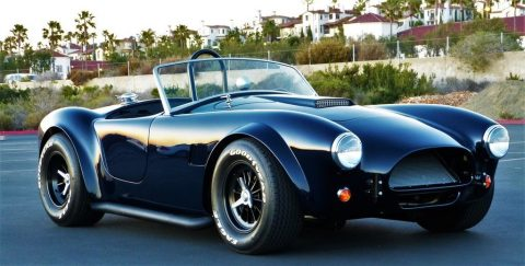 Low miles 1964 Replica kit Roadster for sale
