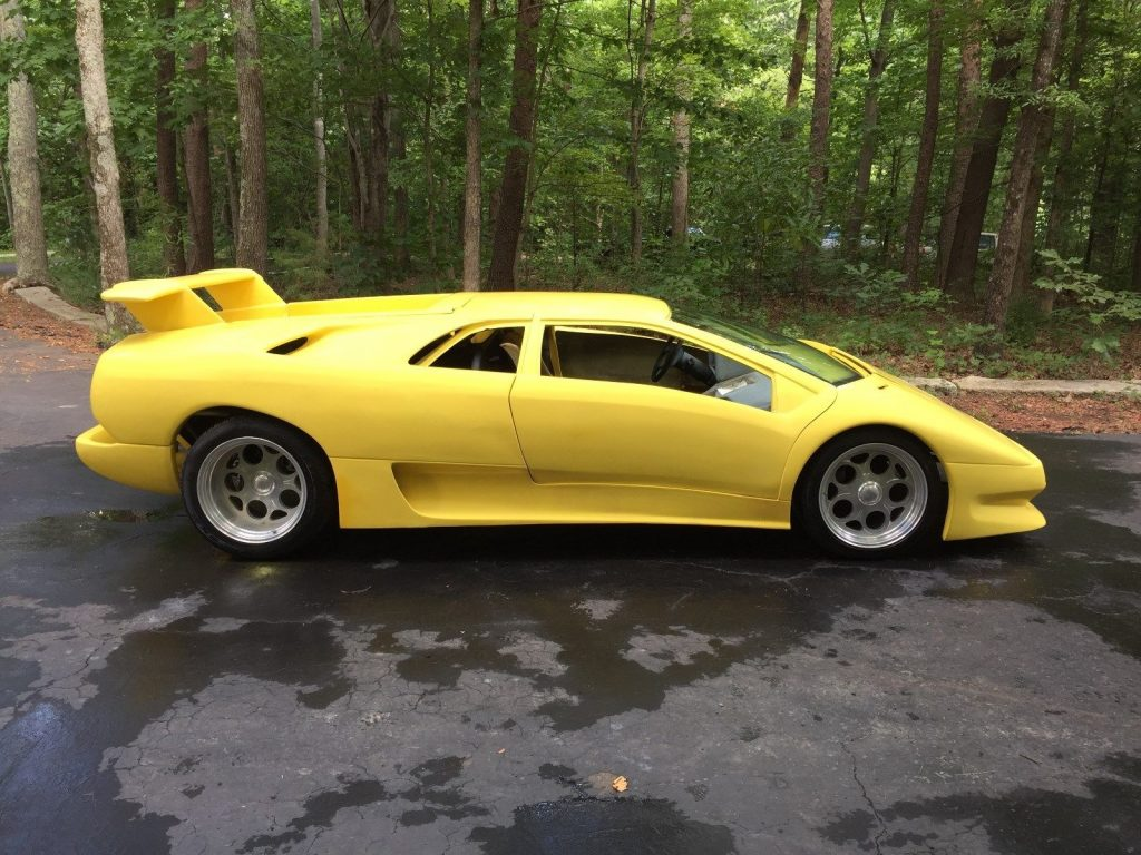 Tubular Frame 1999 Replica Kit Lamborghini Diablo For Sale