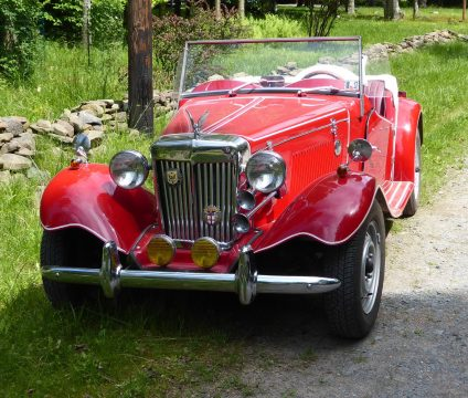 Display Car 1937 Replica Kit Wild Rides Ford For Sale