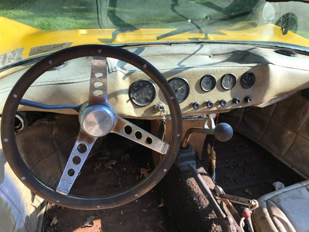 Complete 1980 Replica kit Bradley GT