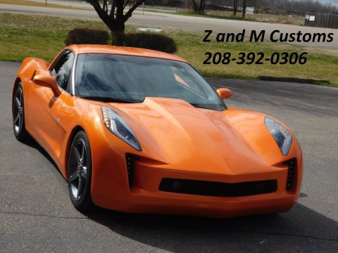 CONCEPT 2016 Chevrolet Corvette Stingray Replica for sale