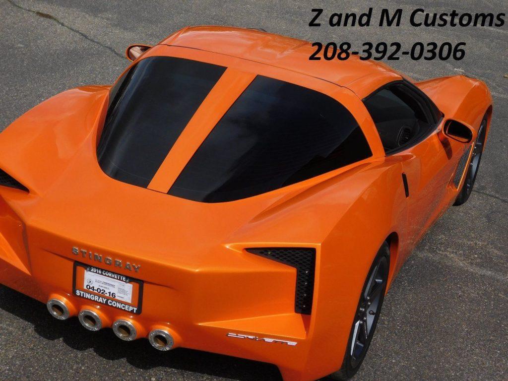 2017 Chevrolet Corvette Stingray >> CONCEPT 2016 Chevrolet Corvette Stingray Replica for sale