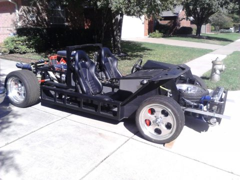 Fits Lambo, Ferrari or GT40 2017 Replica kit Chassis only for sale