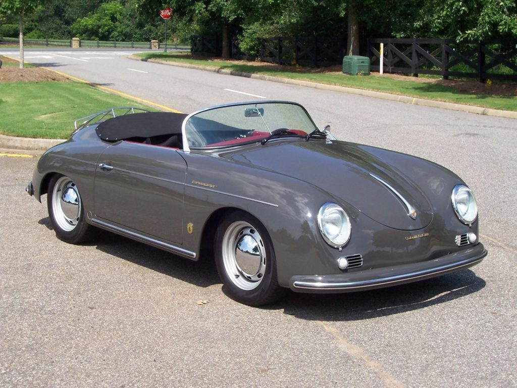 Vintage Speedster 1957 Replica Kit Porsche 356 For Sale