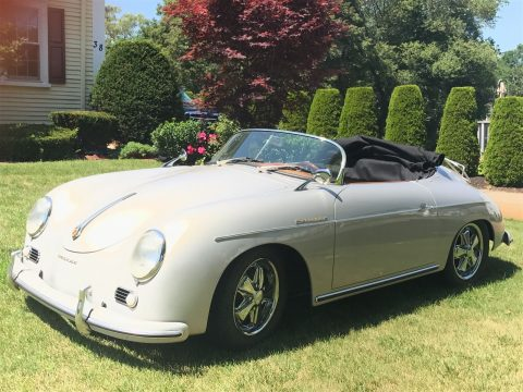 Volkswagen based 1957 Porsche replica for sale