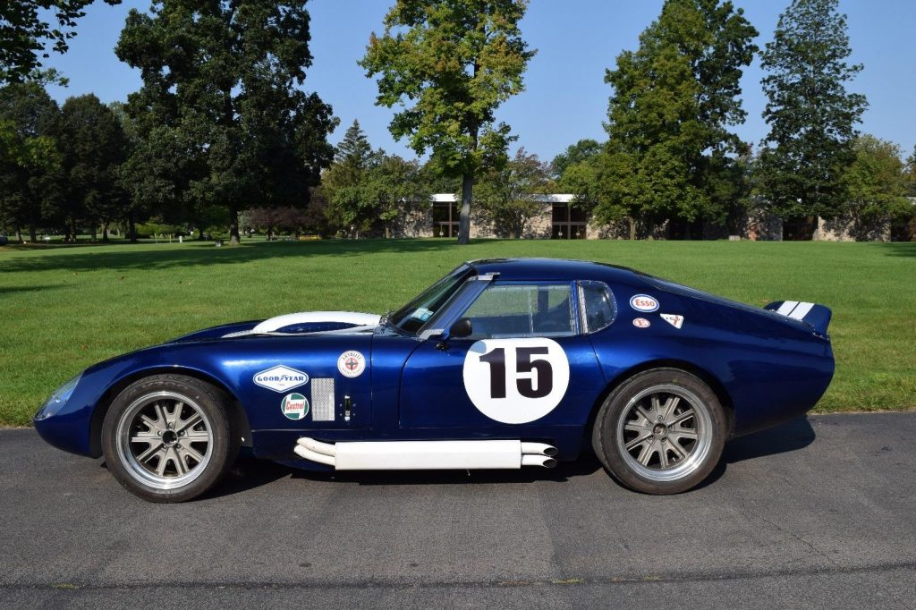 Bored And Stroked 1965 Replica Shelby Daytona Coupe For Sale