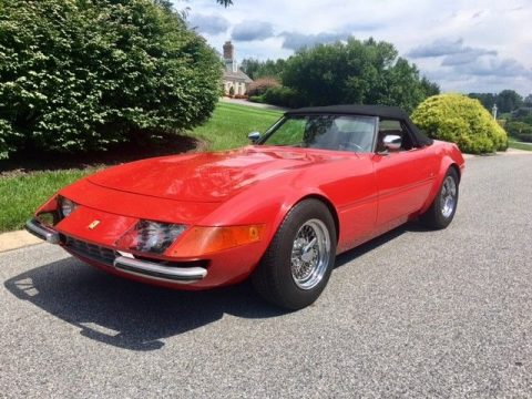 movie car 1976 Daytona Spyder Replica for sale