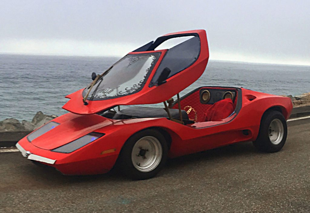 Factory Built Sterling Kit Car For Sale On Ebay: One Of A Kind 1973 Sterling Replica For Sale