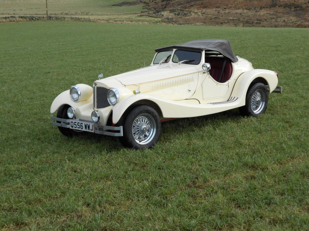 Racer 1971 Replica Madison Roadster For Sale