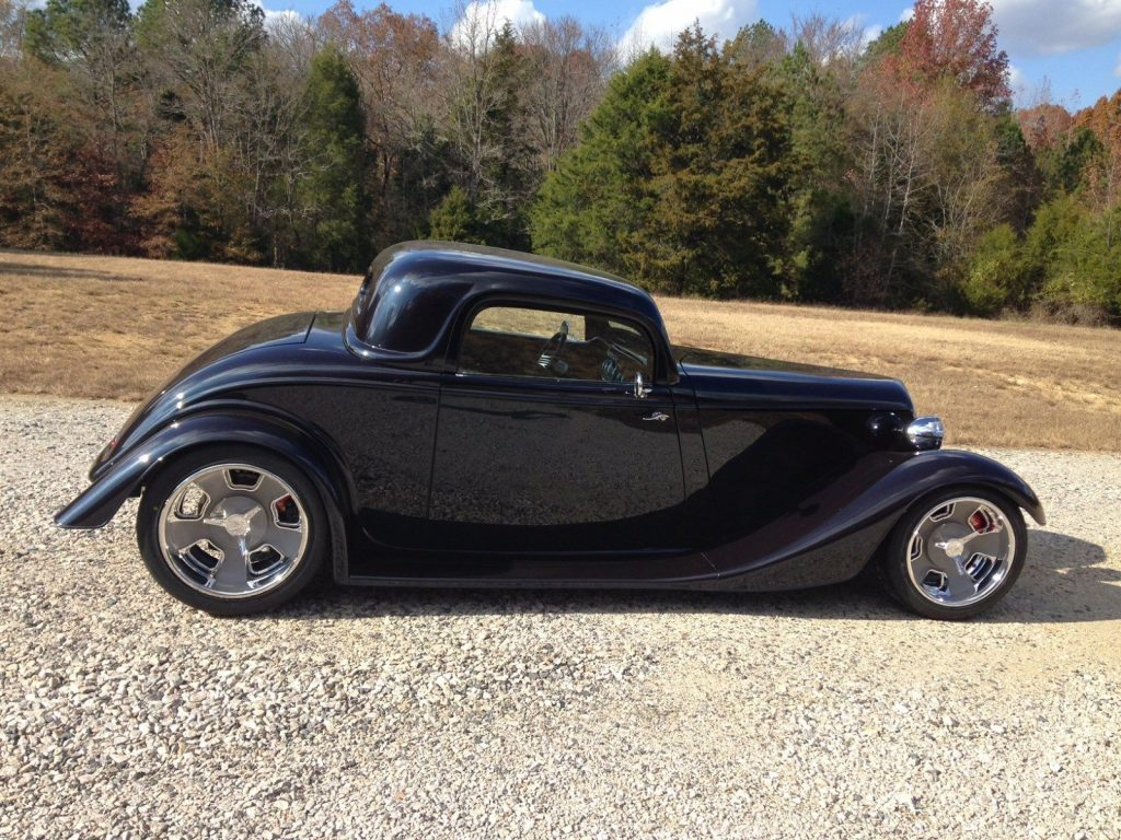 Great Driver 1933 Ford Hot Rod Factory Five Replica For Sale