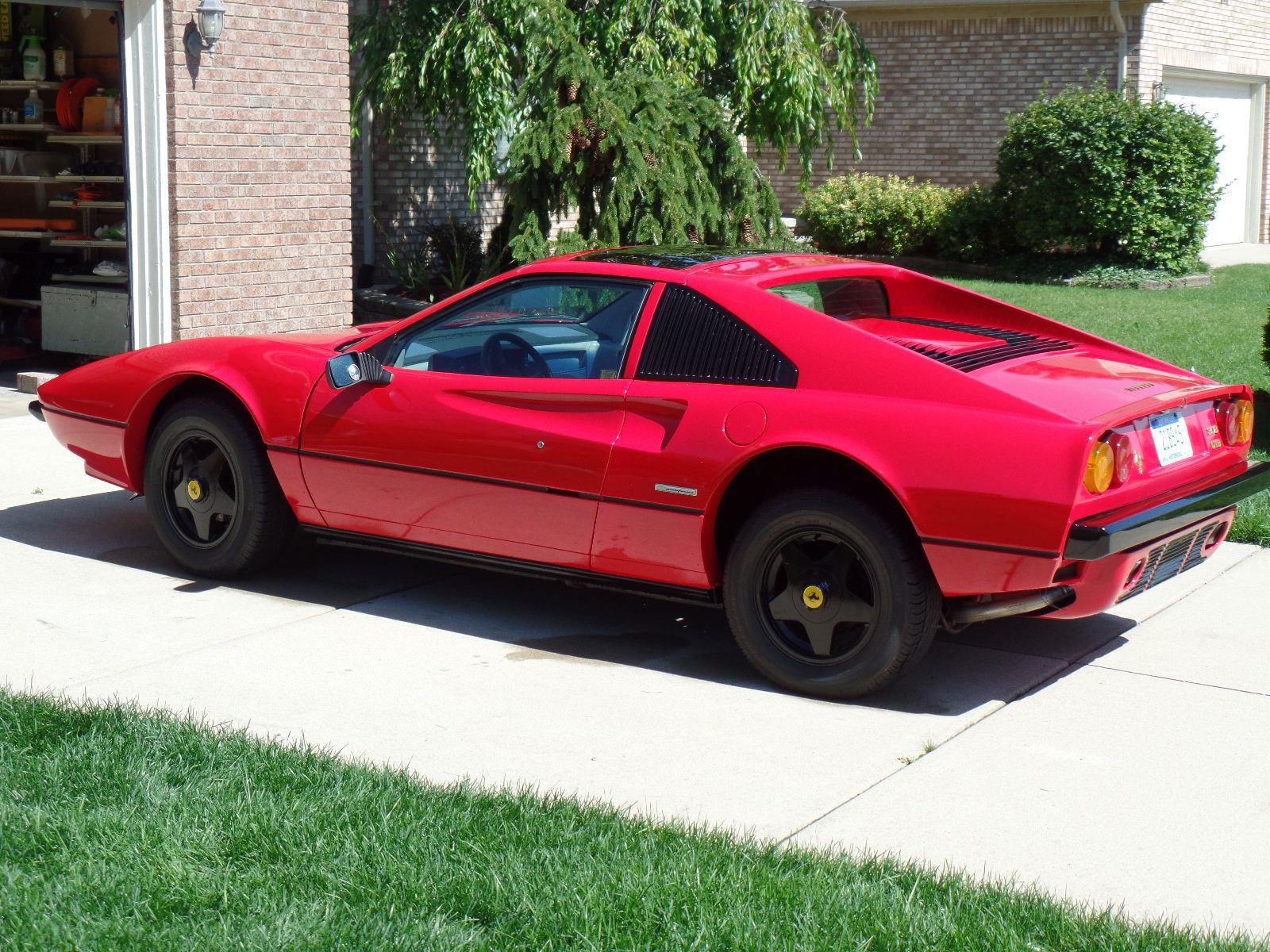 Head Turner 1985 Ferrari 308 Gt Coupe Replica For Sale