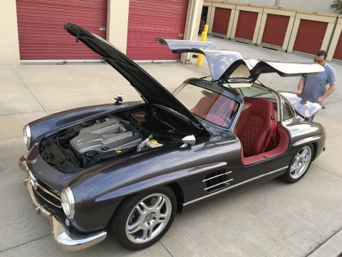 legendary 1955 Mercedes benz 300sl gullwing Replica for sale