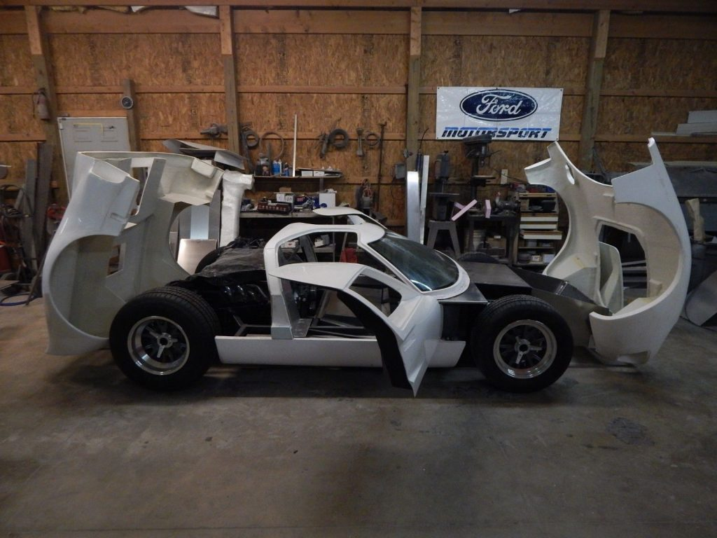 needs finishing 1968 Active Power GT Base Kit replica