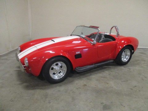 nice build 2003 Cobra 427S/C Replica for sale