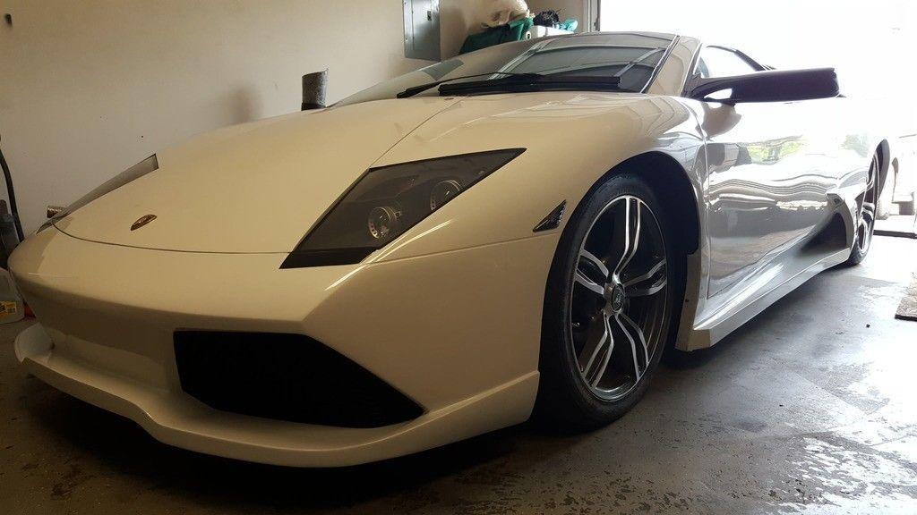 Power Windows 2001 Lamborghini Murcielago Replica For Sale