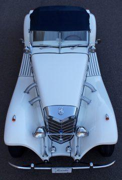 street rod 1936 Mercedes Benz 500K 540 K Replica for sale
