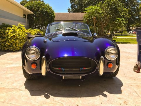 very low miles 1965 Shelby Cobra Replica for sale
