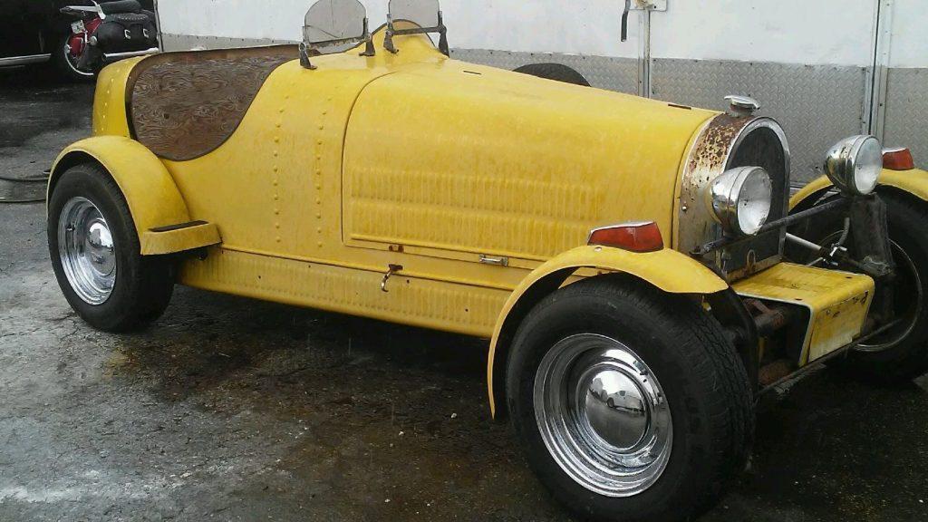 barn find 1965 Bugatti Replica