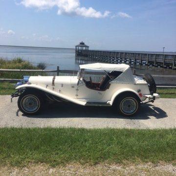 beautiful 1929 mercedes Gazelle Replica for sale