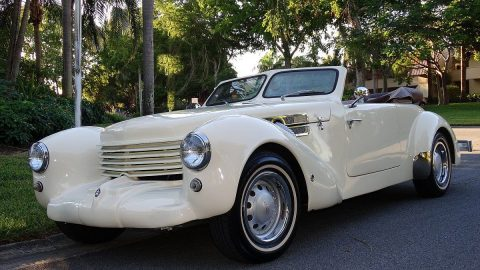 great running 1969 Cord Replica OF A 1936 CORD for sale