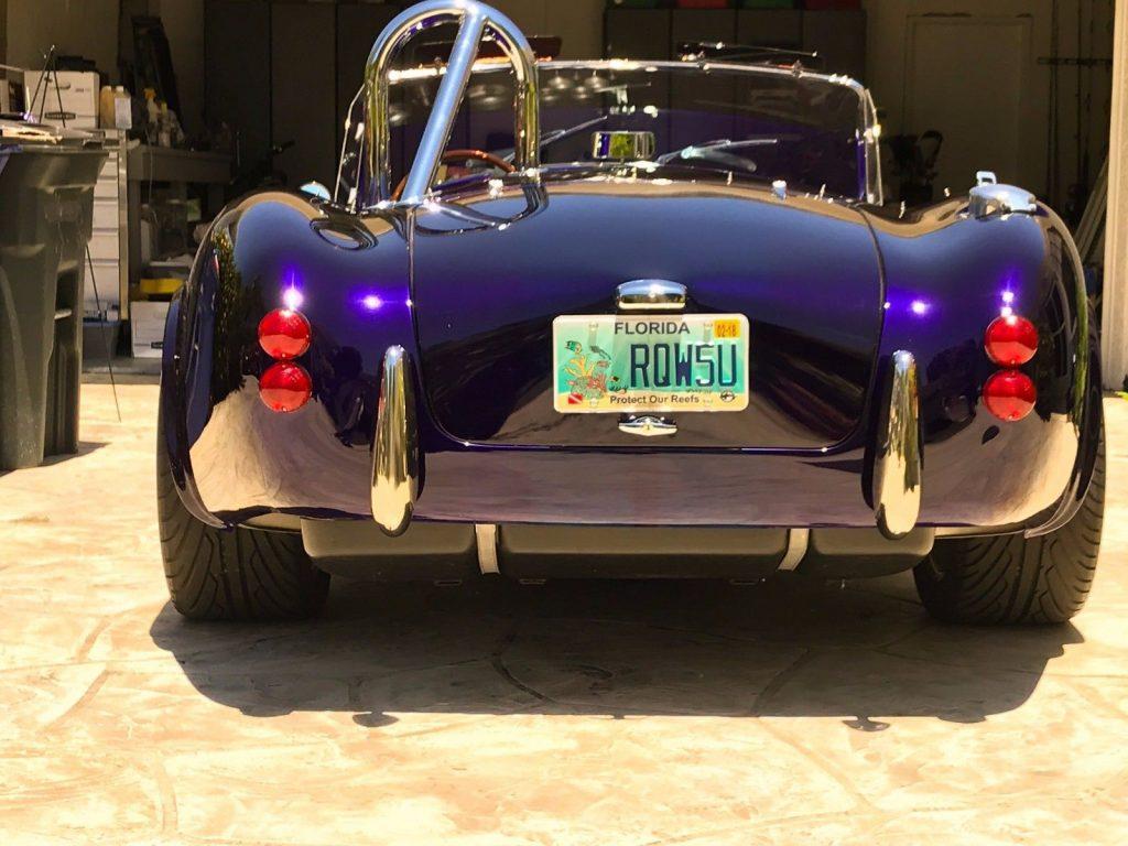 like new 1965 Shelby Cobra Replica